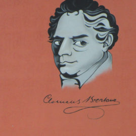 Clemens Brentano Logo