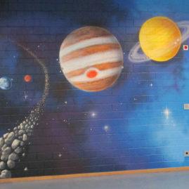 Clemens Brentano Europaschule Sonnensystem
