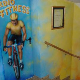 "Fitnessstudio ""Fitalis"" Fitnessbereich"