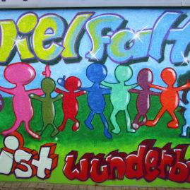 Jugendzentrum Altenstadt (Detail)