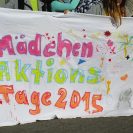 Mädchen Aktionstage 2015
