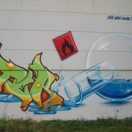 Rüsselsheim Wand 2