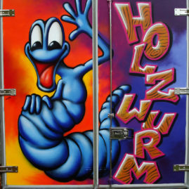 Jugendzentrum Holzwurm Spielmobil