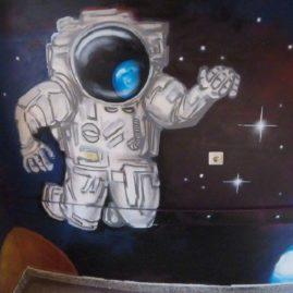 JuWel Astronaut